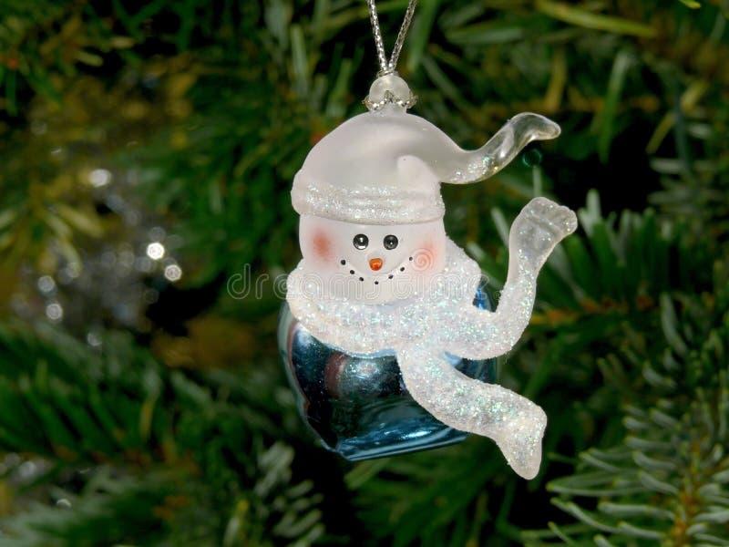 Download Snowball imagem de stock. Imagem de ornament, feriado - 12808481