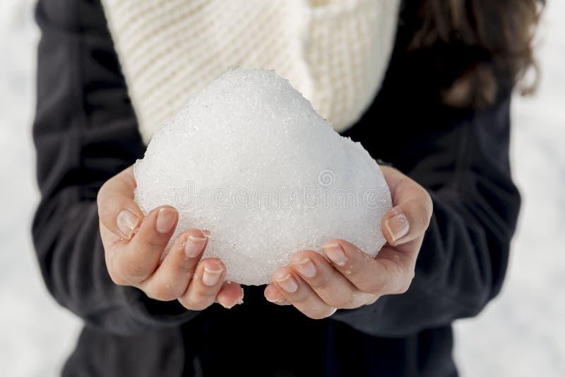 snowball immagini stock