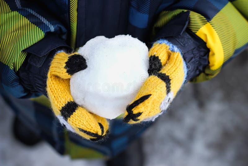 snowball immagine stock libera da diritti