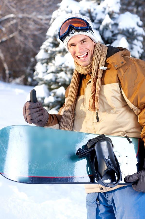 snowboard fotografia royalty free