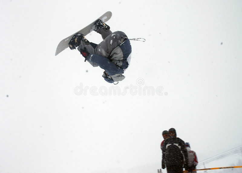 Snowboard 16 royalty free stock images
