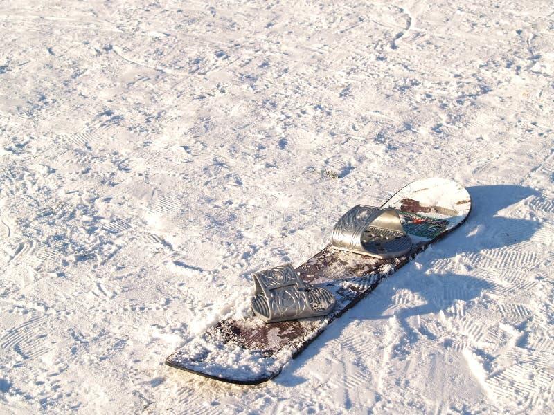 snowboard obraz stock