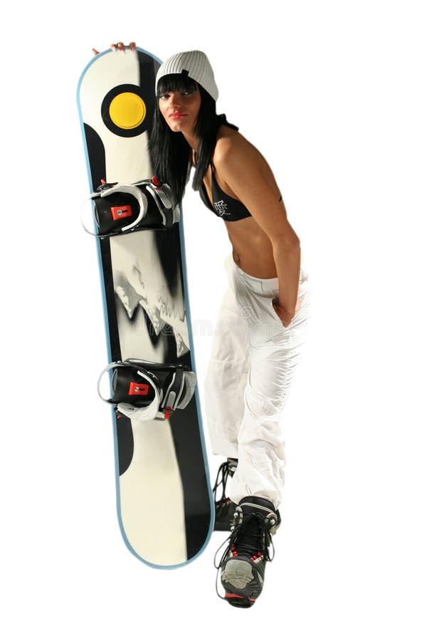snowboard zdjęcia stock