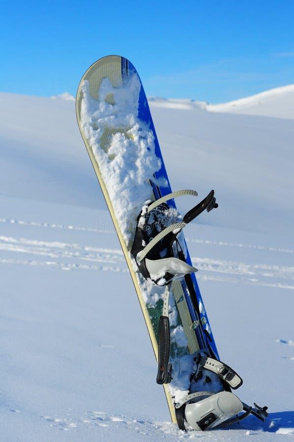 snowboard royaltyfria bilder