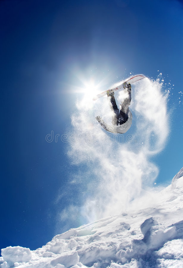Download Snowboard stock image. Image of skier, vacation, alps - 4742779