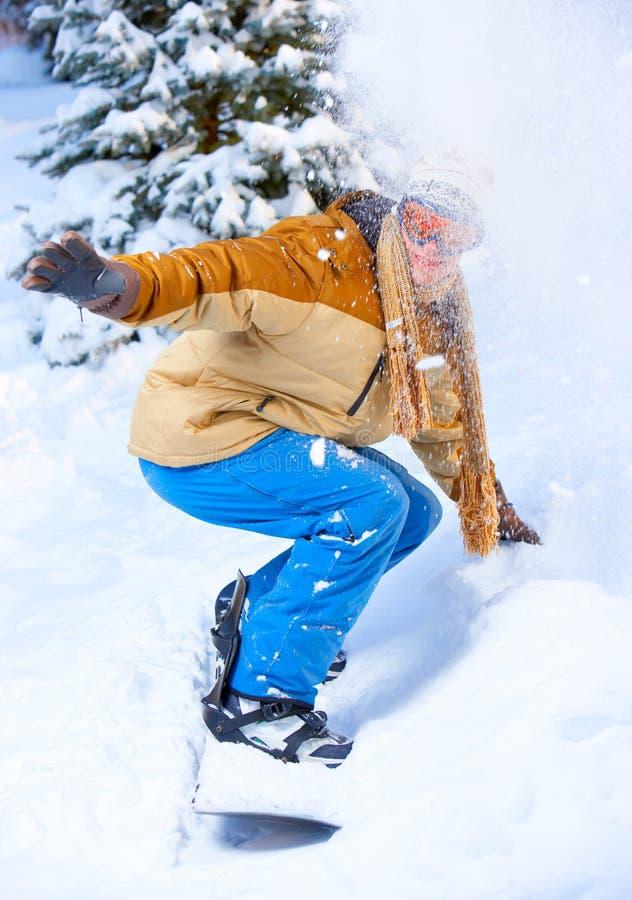 snowboard zdjęcie stock