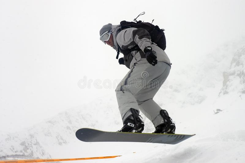 Snowboard 8 Free Stock Images