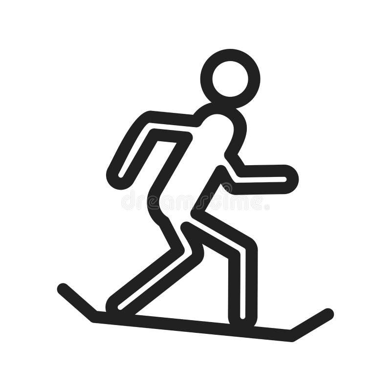 snowboard lizenzfreie abbildung