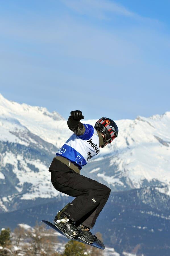 Snowboard cross world cup 2010: Pozzolini