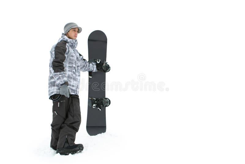 snowboard snowboarder zdjęcie stock