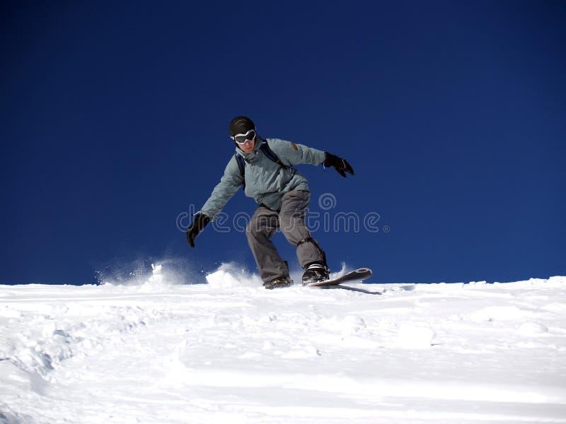 Snowboarder [1] images libres de droits