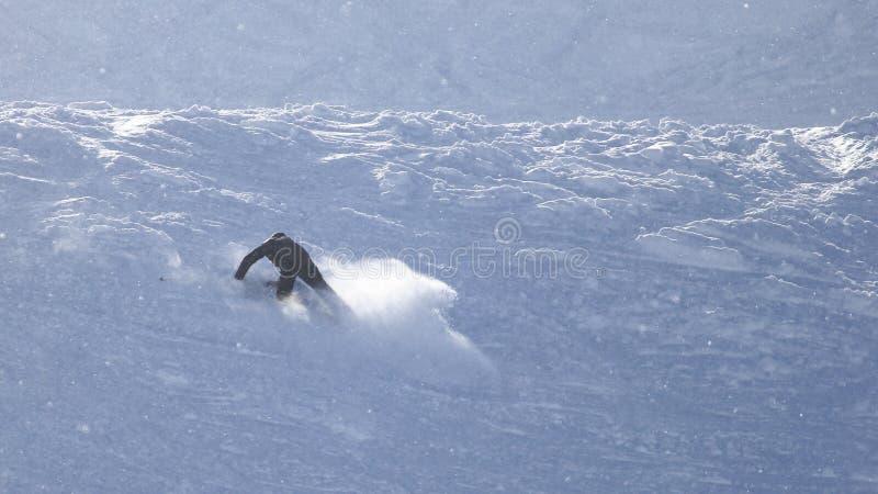 Snowboarder imagens de stock royalty free