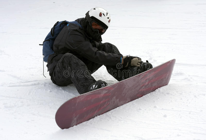 Download Snowboarder Royalty Free Stock Image - Image: 18028566