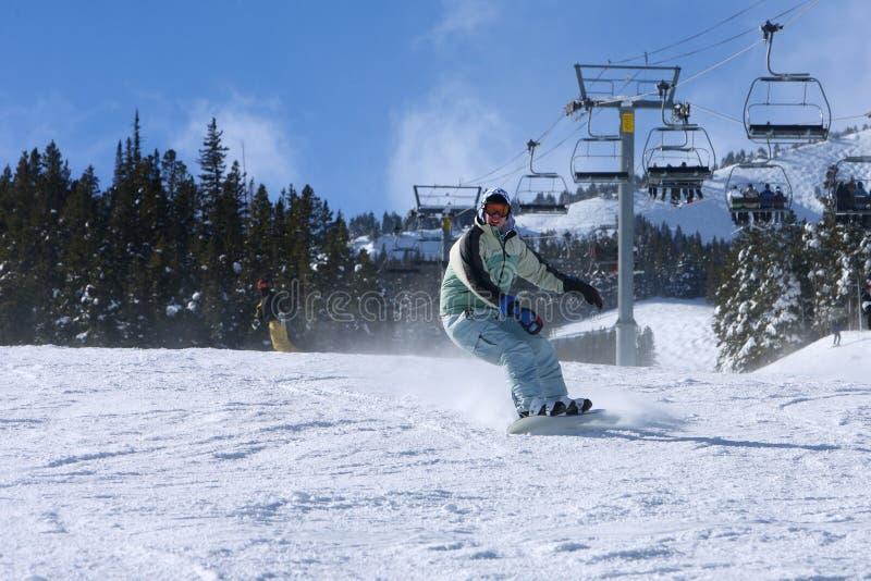 Download Snowboarder immagine stock. Immagine di goggles, eccitamento - 3889879