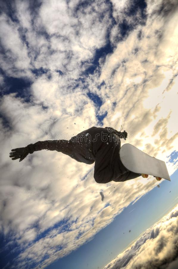 Download Snowboarder stock image. Image of teens, teenagers, trick - 4032467