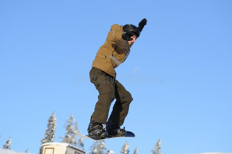 Download Snowboarder stock photo. Image of holiday, slope, mountain - 8078892