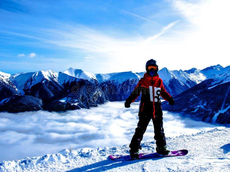 Snowboarder Free Public Domain Cc0 Image