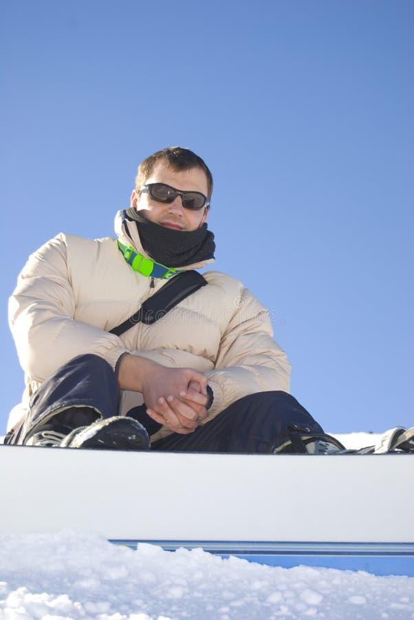 Download Snowboarder Portrait Vertical Stock Photo Stock Photo - Image: 4017712