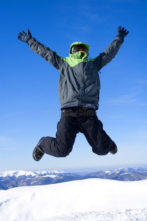 snowboarders fotografering för bildbyråer