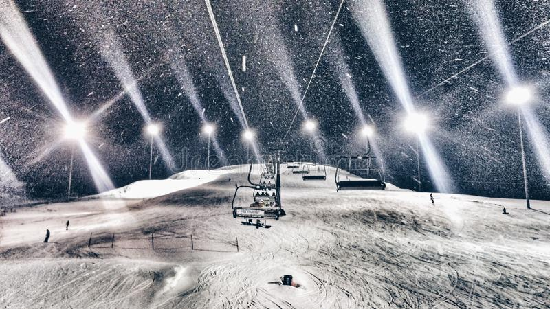 snowboarding photos libres de droits