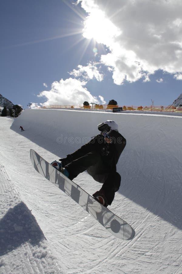 snowboarding imágenes de archivo libres de regalías