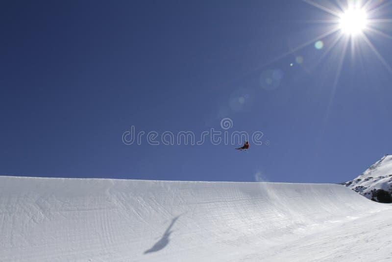 snowboarding imagenes de archivo