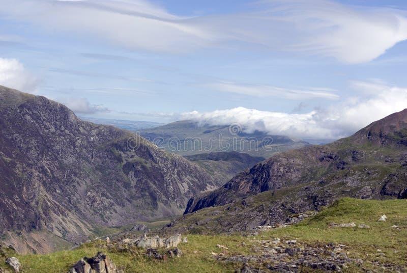 Download Snowdon stock image. Image of rock, landscape, mountains - 10587827