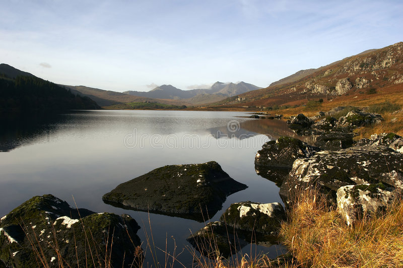 Download Snowdon View stock image. Image of europe, hiking, health - 2434653