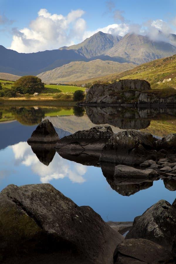 Snowdonia imagem de stock royalty free