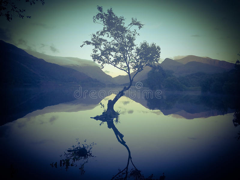 Snowdonia zdjęcia stock