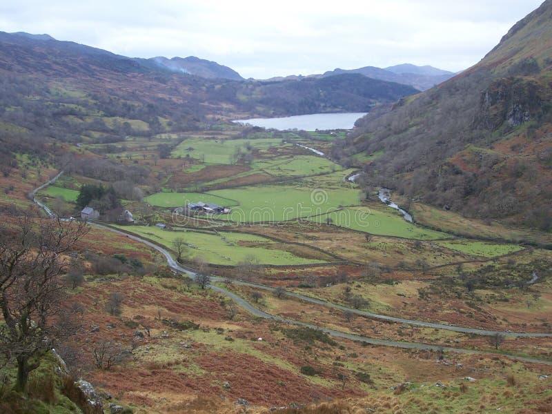Snowdonia imagens de stock royalty free
