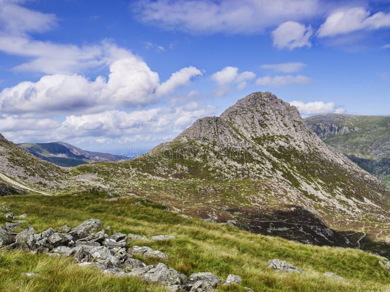 Snowdonia Nationaal Park Wales het UK stock fotografie
