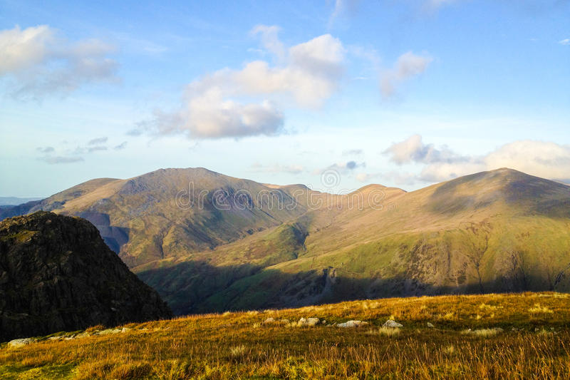 Snowdonia National Park, Wales, United Kingdom royalty free stock image