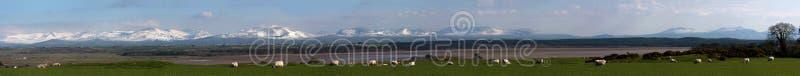 Download Snowdonia Panorama Royalty Free Stock Image - Image: 24275506