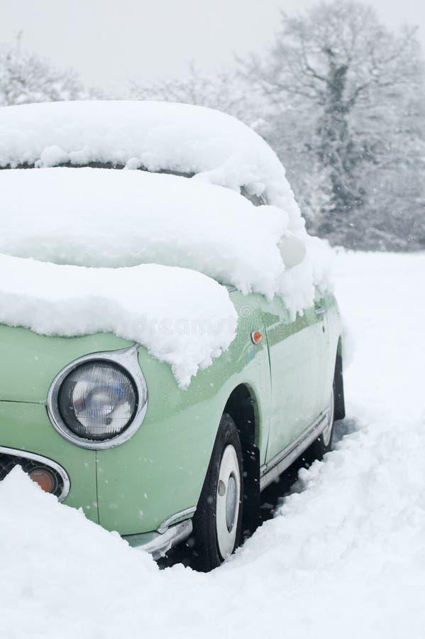 Snowdrift foto de stock