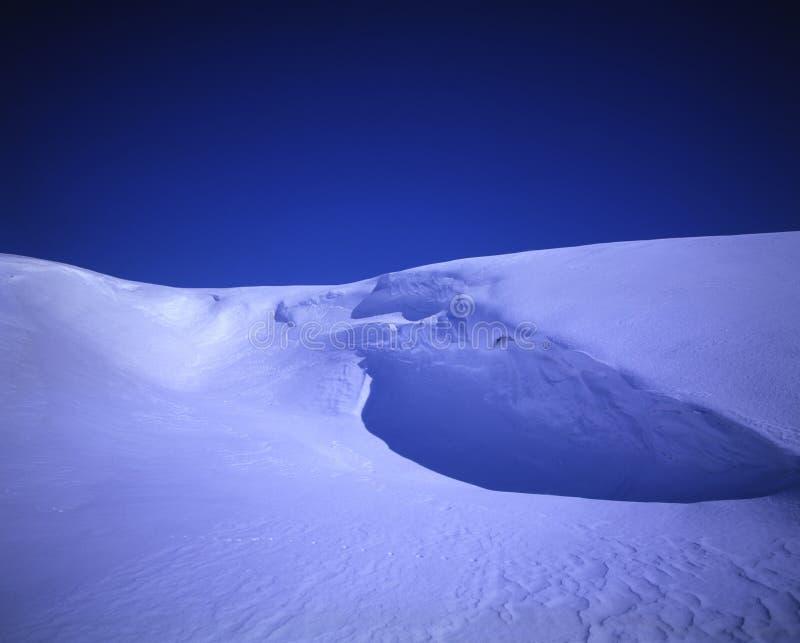 snowdrift arkivbilder