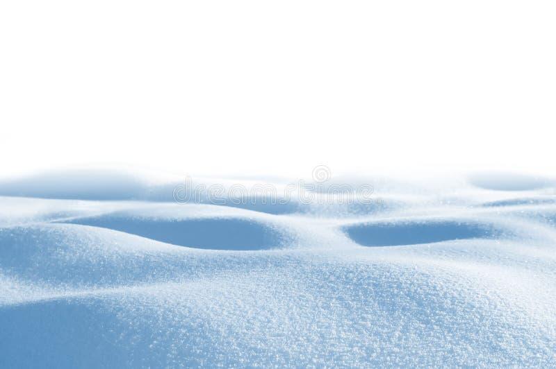 snowdrift fotografie stock libere da diritti
