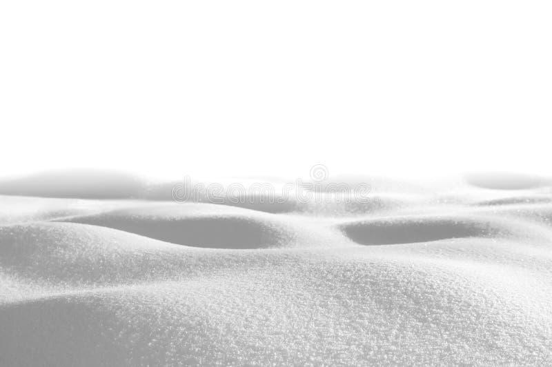 snowdrift stock foto