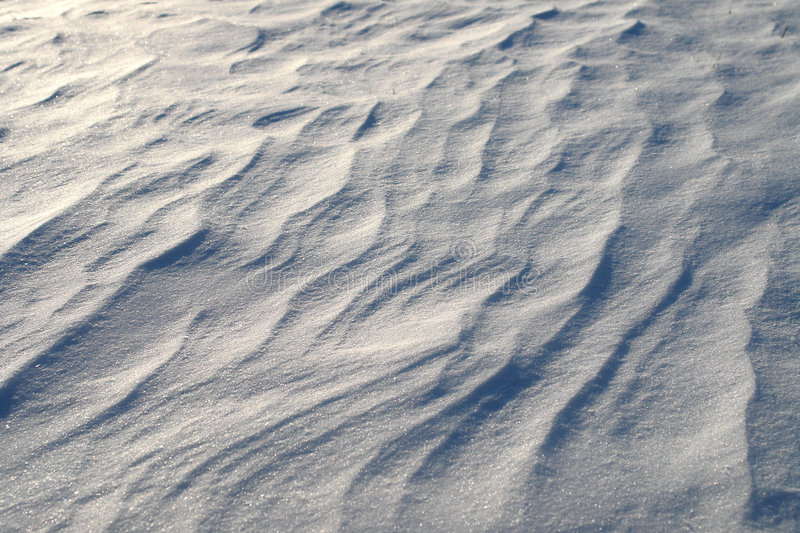 Snowdrift fotos de stock
