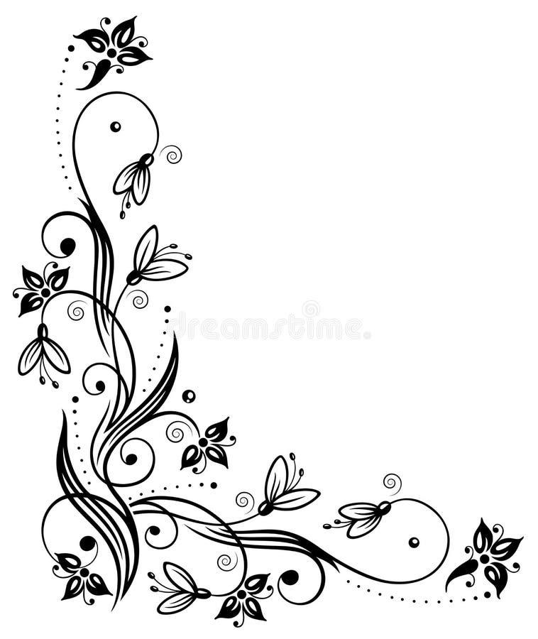 snowdrops stock illustratie