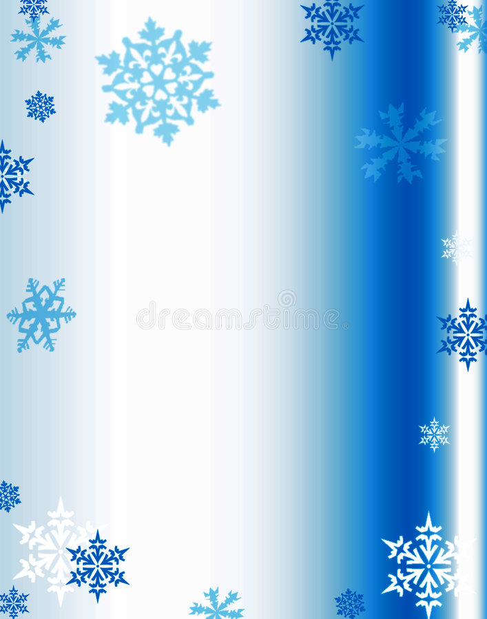 snowflake ανασκόπησης ελεύθερη απεικόνιση δικαιώματος