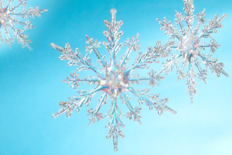 Snowflake μορφή στοκ φωτογραφίες με δικαίωμα ελεύθερης χρήσης