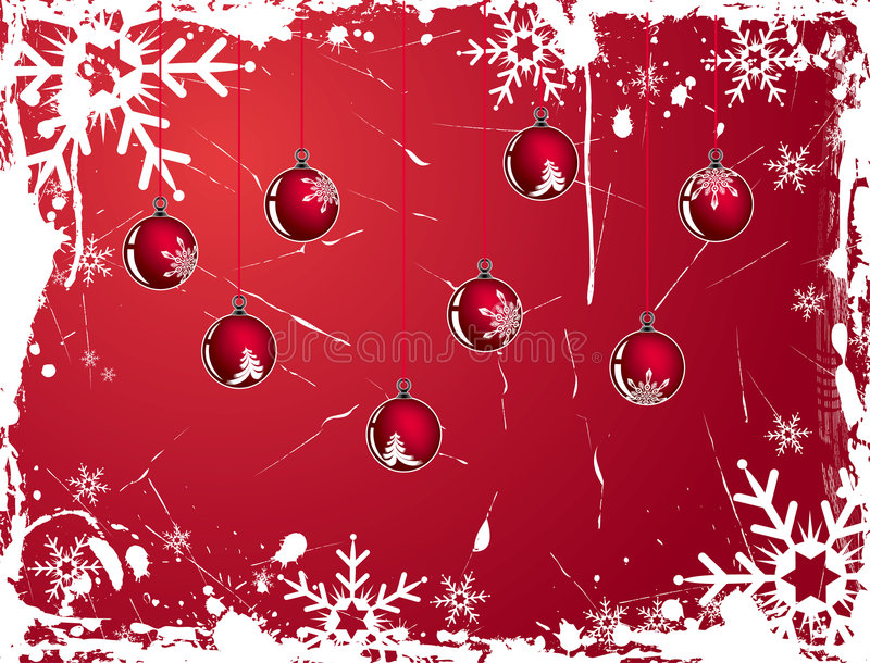 snowflake Χριστουγέννων ανασκόπη&sig ελεύθερη απεικόνιση δικαιώματος