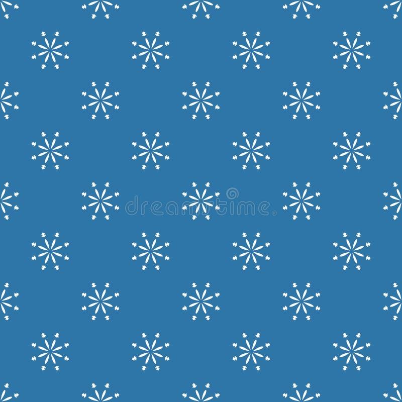 Snowflake21 向量例证