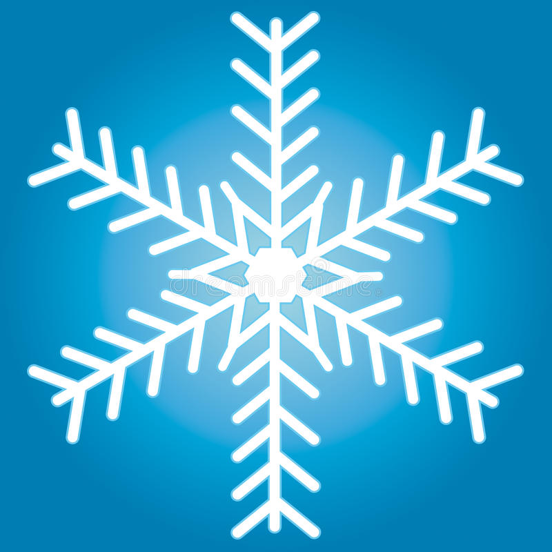 Download Snowflake stock vector. Image of decoration, element - 13365918