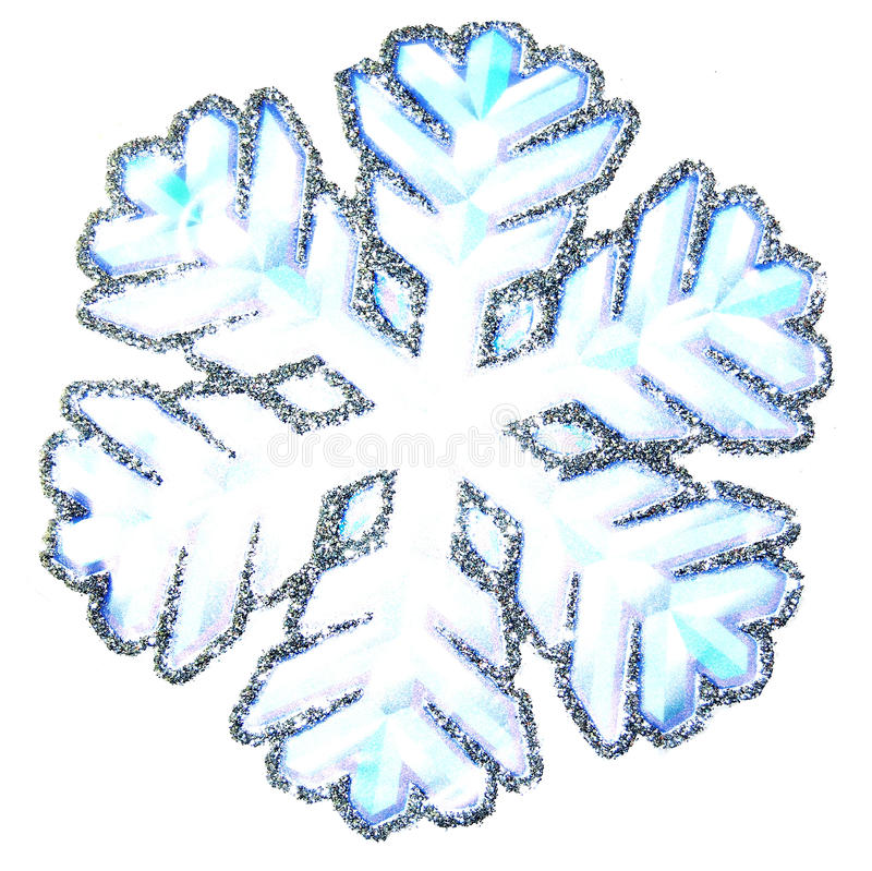 Download Snowflake stock photo. Image of decorations, decoration - 13618034