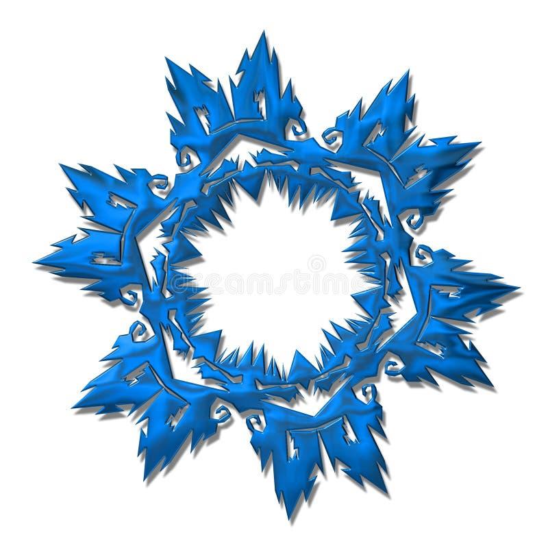 Free Snowflake Royalty Free Stock Photography - 3199477
