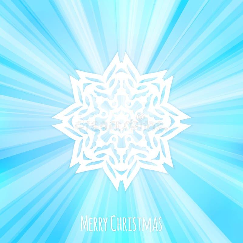 snowflake libre illustration
