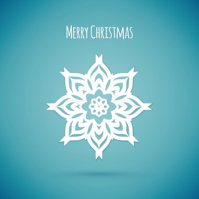 snowflake stock de ilustración
