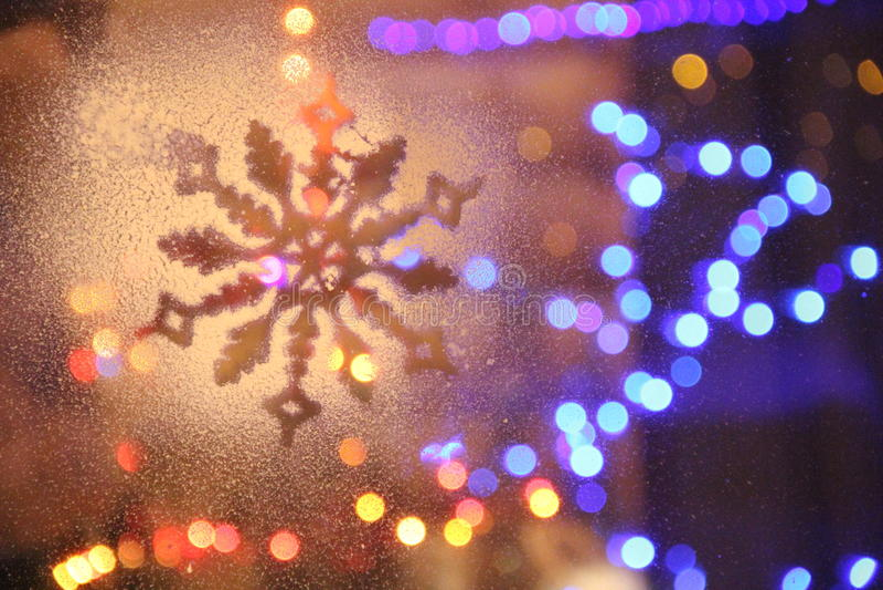 snowflake foto de stock